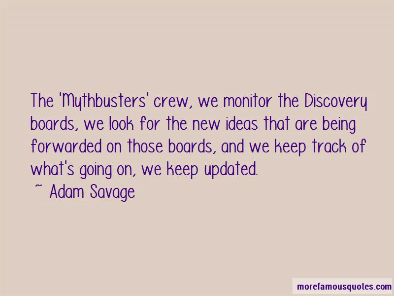 Mythbusters Quotes