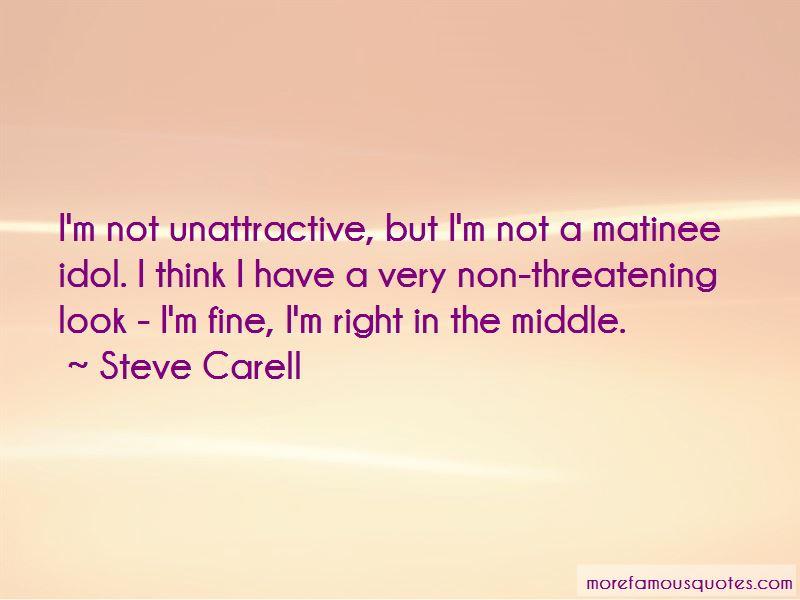 Non Threatening Quotes