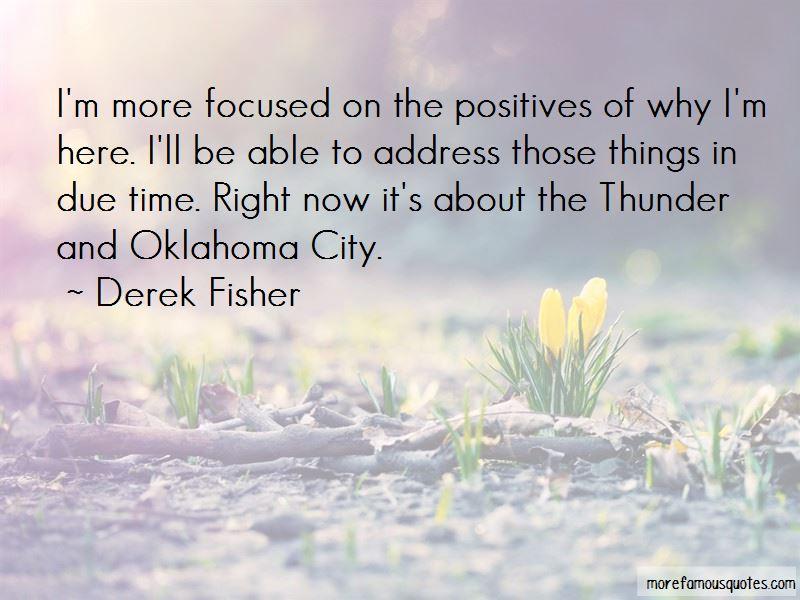 Oklahoma City Thunder Quotes