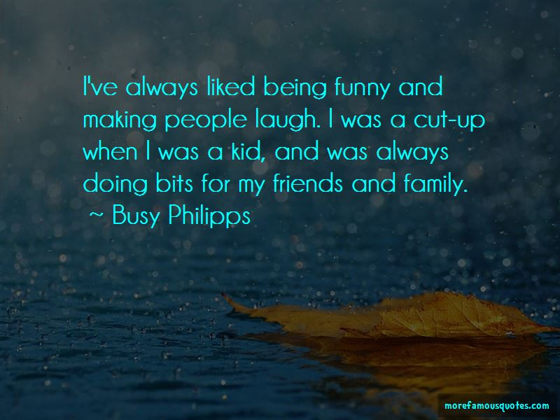 Our Family Funny Quotes