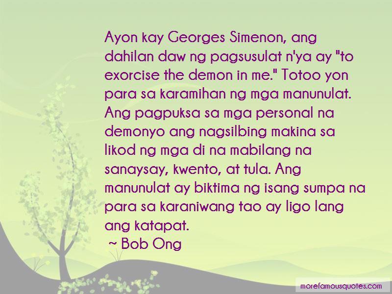 Para Kay B Quotes