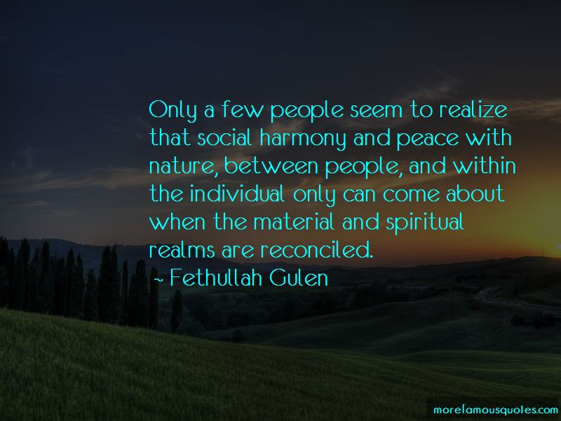 Peace With Nature Quotes Pictures 2