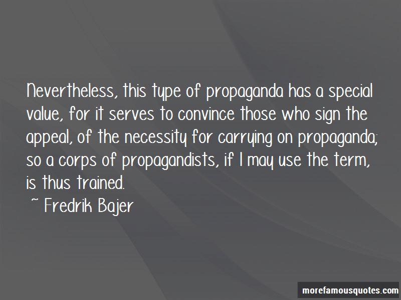 Propagandists Quotes