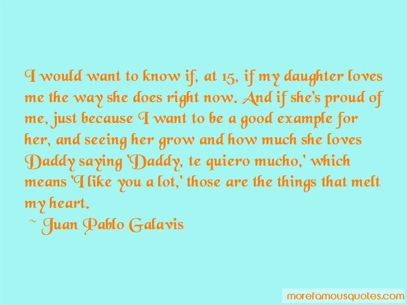 Proud Of Her Daughter Quotes