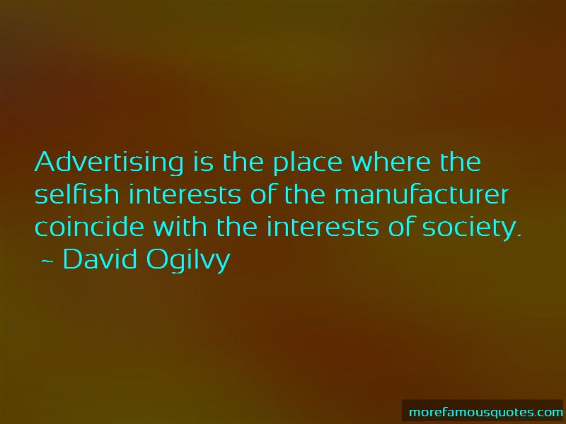 Advertising And Society Quotes Pictures 4