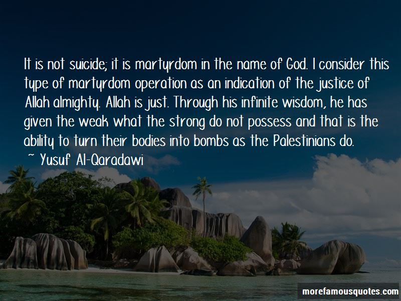 Quotes About Allah Almighty