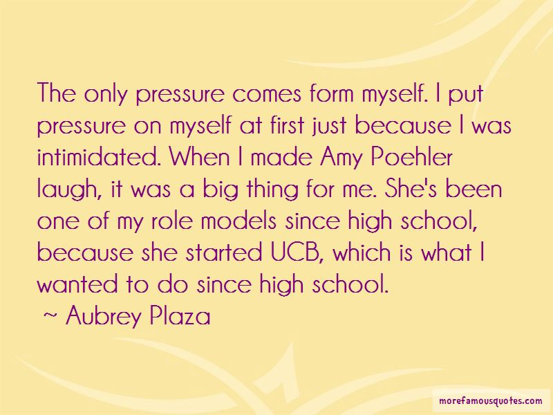 Quotes About Amy Poehler