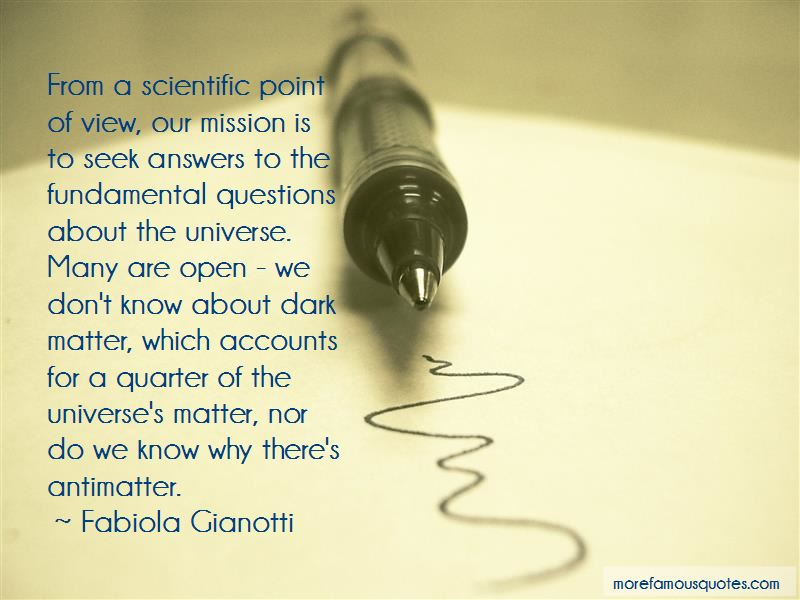 Antimatter Quotes Pictures 3