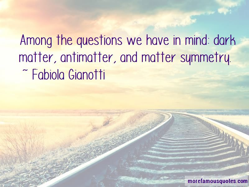Quotes About Antimatter