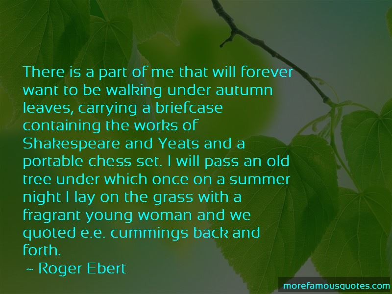 Quotes About Autumn Shakespeare