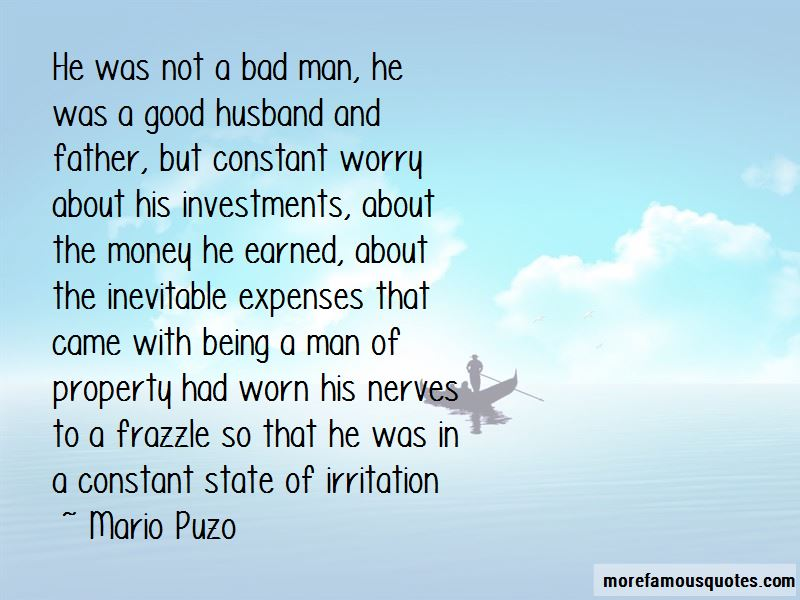 Quotes About Being A Good Father And Husband