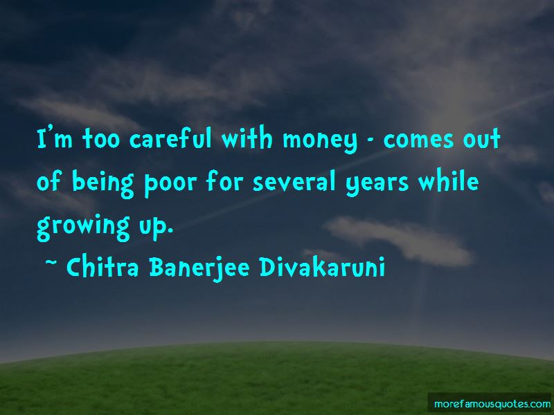 Being Careful With Money Quotes Pictures 2