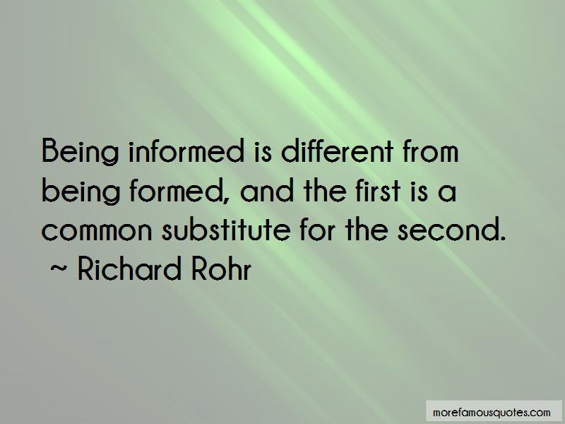 Being Informed Quotes Pictures 2