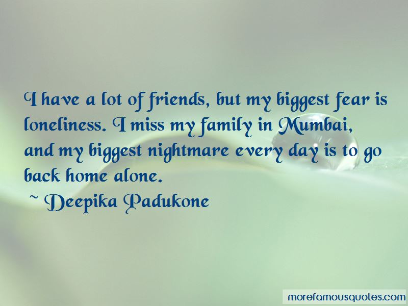Quotes About Biggest Fear: top 86 Biggest Fear quotes from famous authors