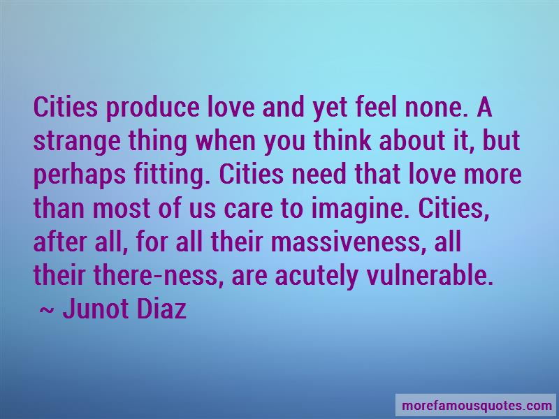 Quotes About Cities You Love