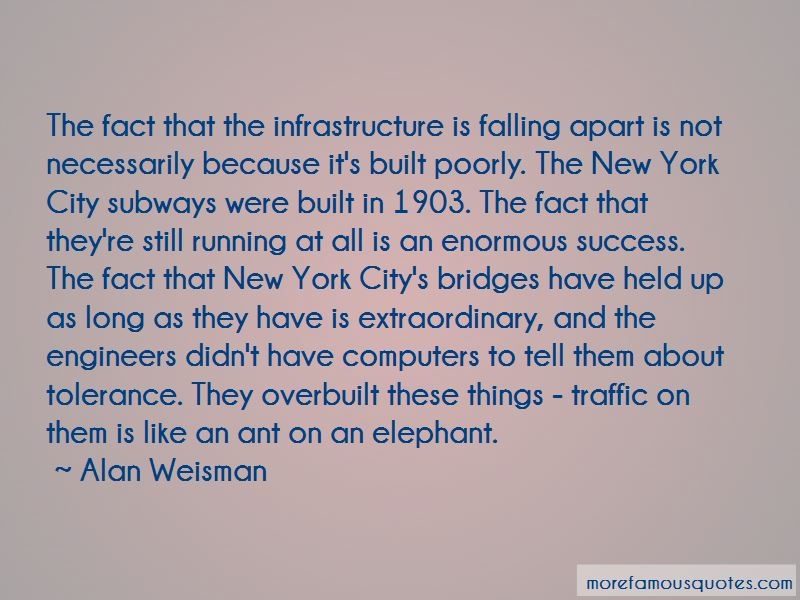 City Infrastructure Quotes Pictures 3