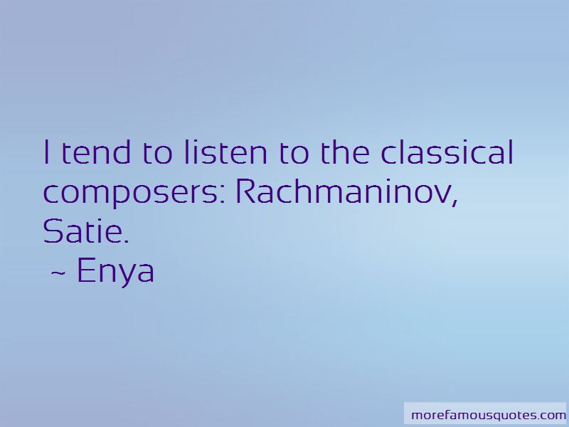 Quotes About Classical Composers