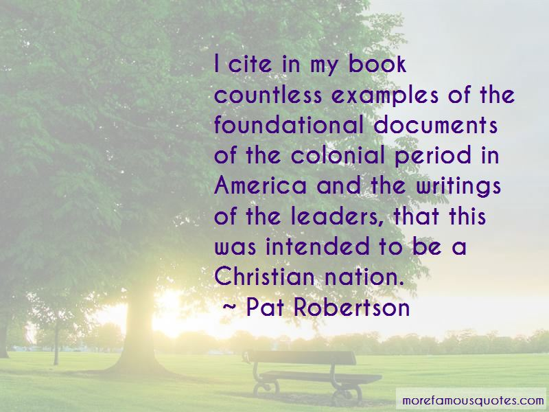 Quotes About Colonial Period
