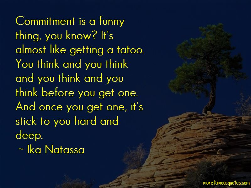Commitment Quotes Pictures 3