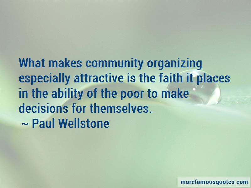 Community Organizing Quotes Pictures 2