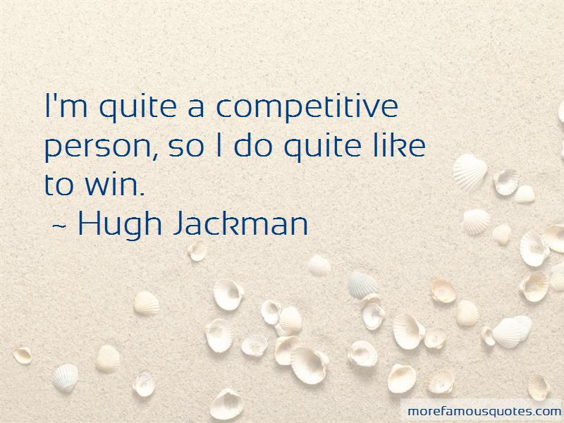 Quotes About Competitive Person