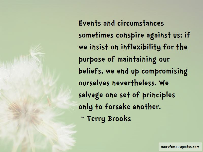 Compromising Principles Quotes Pictures 3