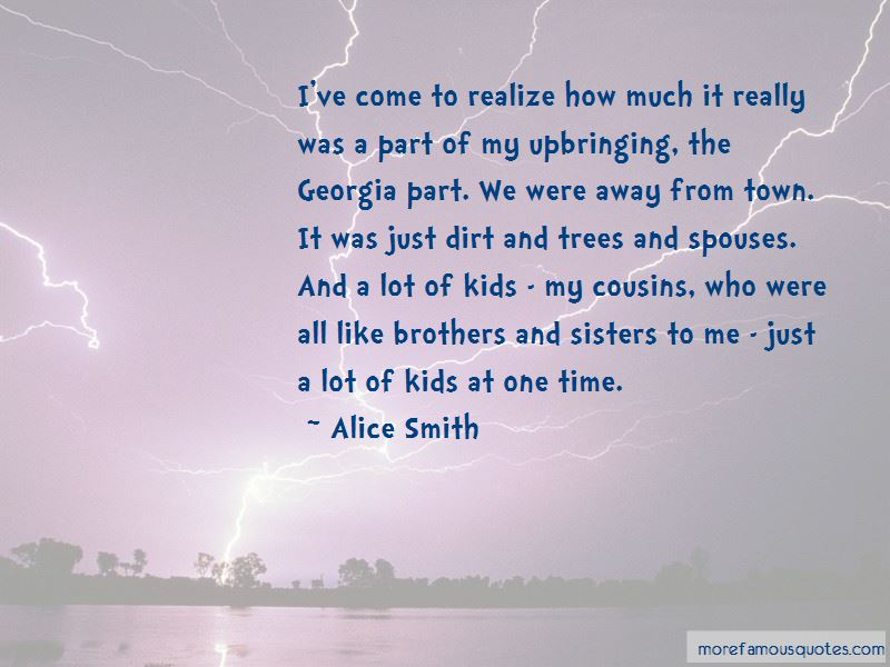 Quotes About Cousins Who Are Like Sisters