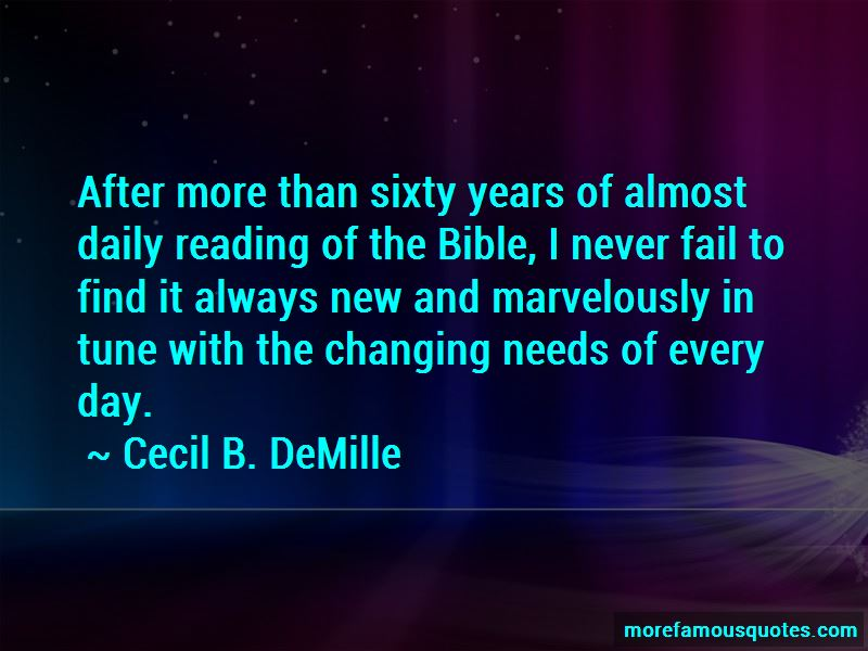 Quotes About Daily Bible Reading