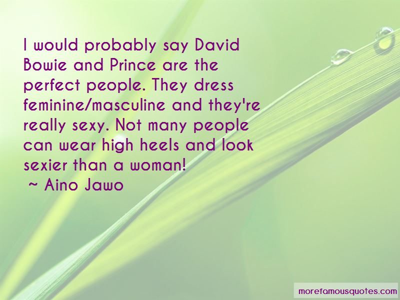 Quotes About David Bowie