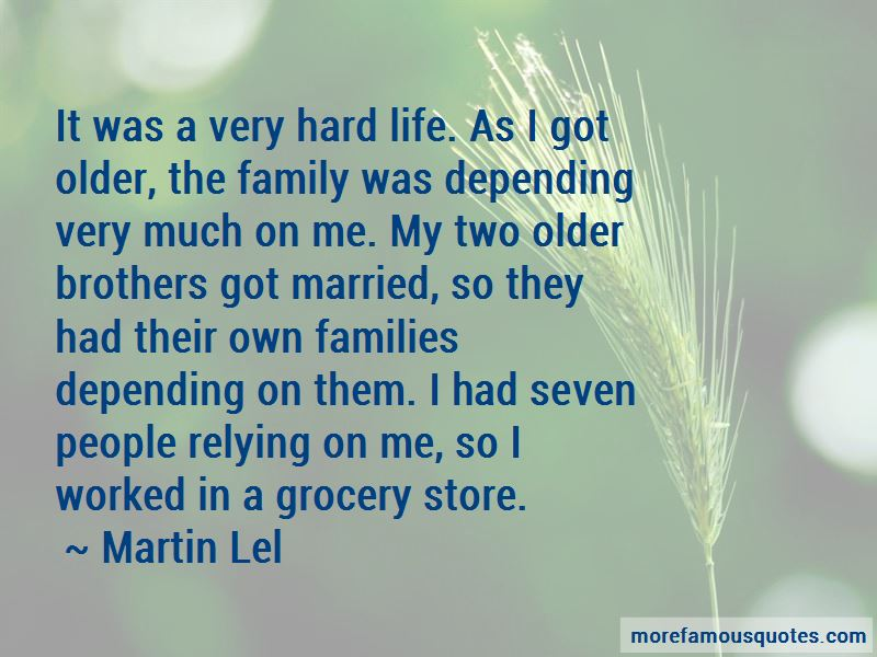 Depending On Family Quotes Pictures 4
