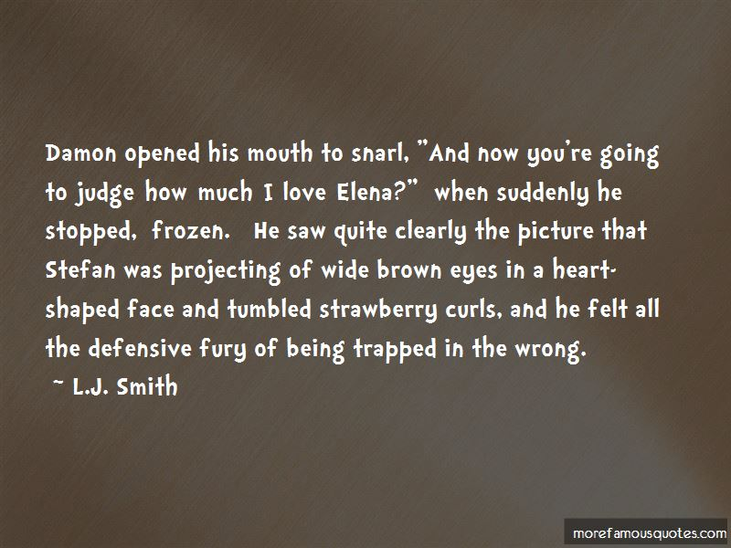 Quotes About Elena And Damon