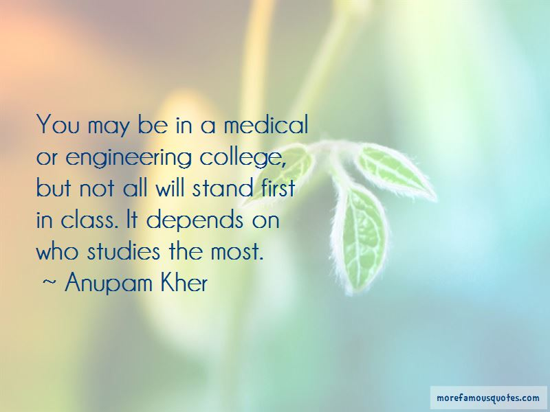 Quotes About Engineering College