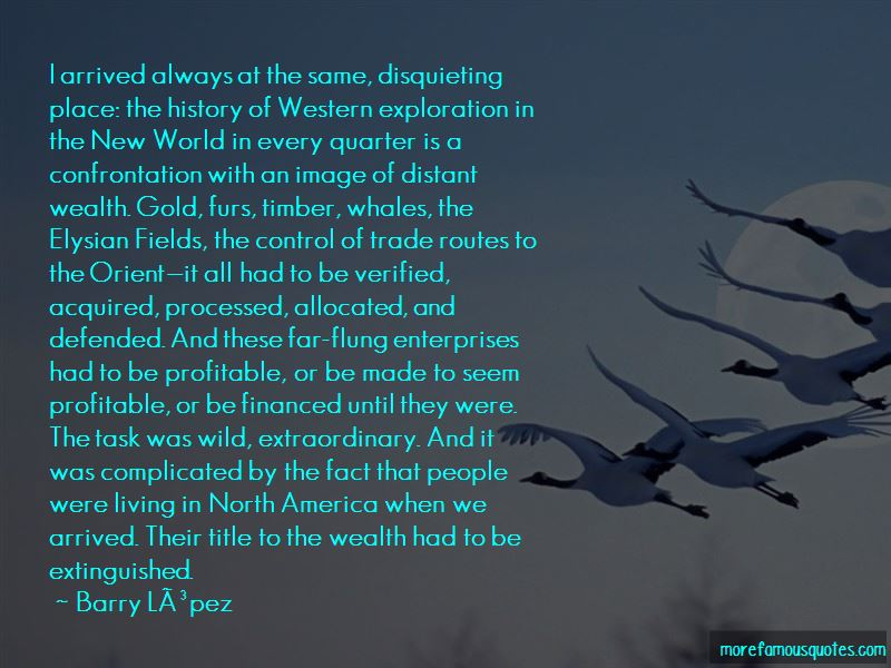 Exploration Quotes Sayings Pictures And Images: Quotes About Exploration Of The New World: Top 7