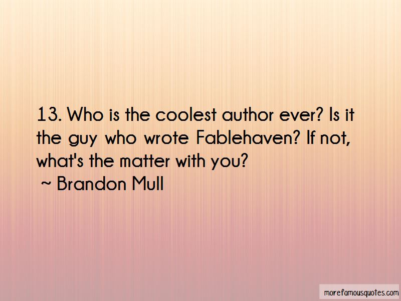 Quotes About Fablehaven