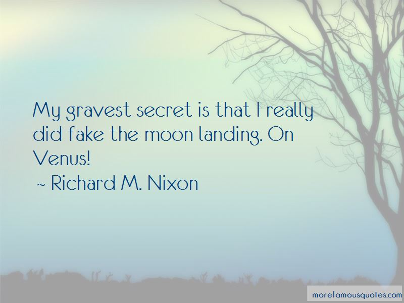 Fake Moon Landing Quotes Pictures 2