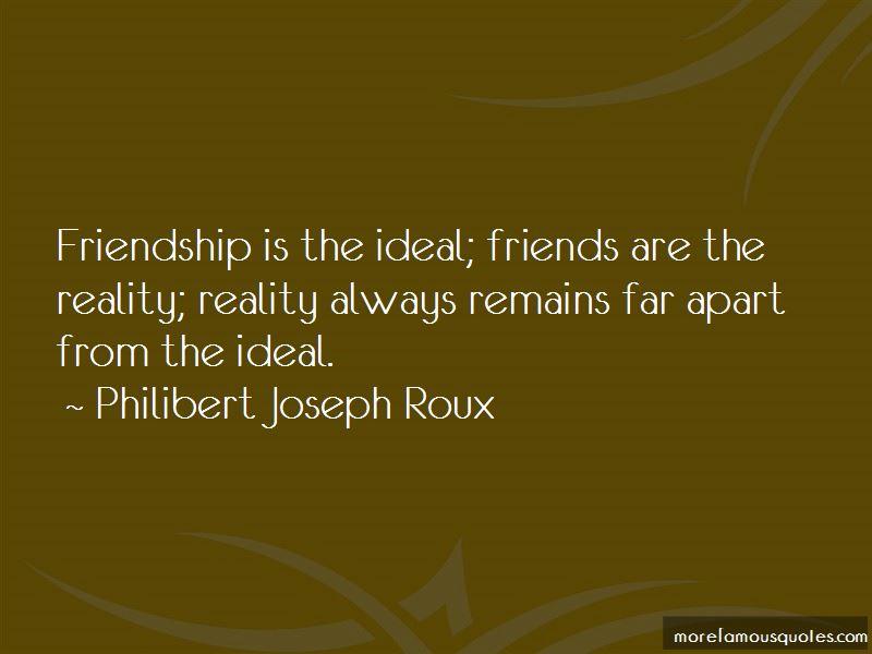 Quotes About Far Apart Friendship