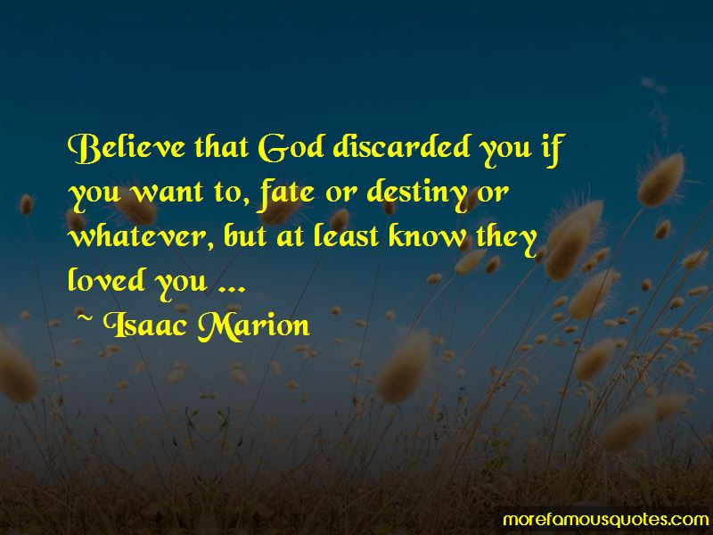 Fate Or Destiny Quotes Pictures 4