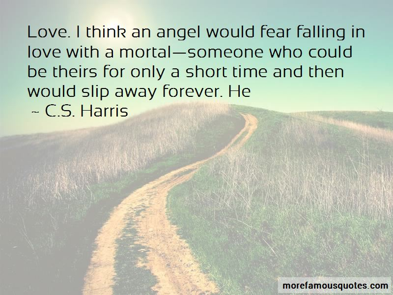 Fear Of Falling In Love Quotes Pictures 3