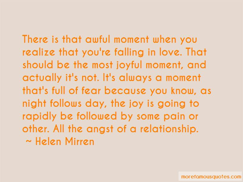 Fear Of Falling In Love Quotes Pictures 4