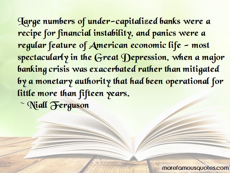 Financial Instability Quotes Pictures 2