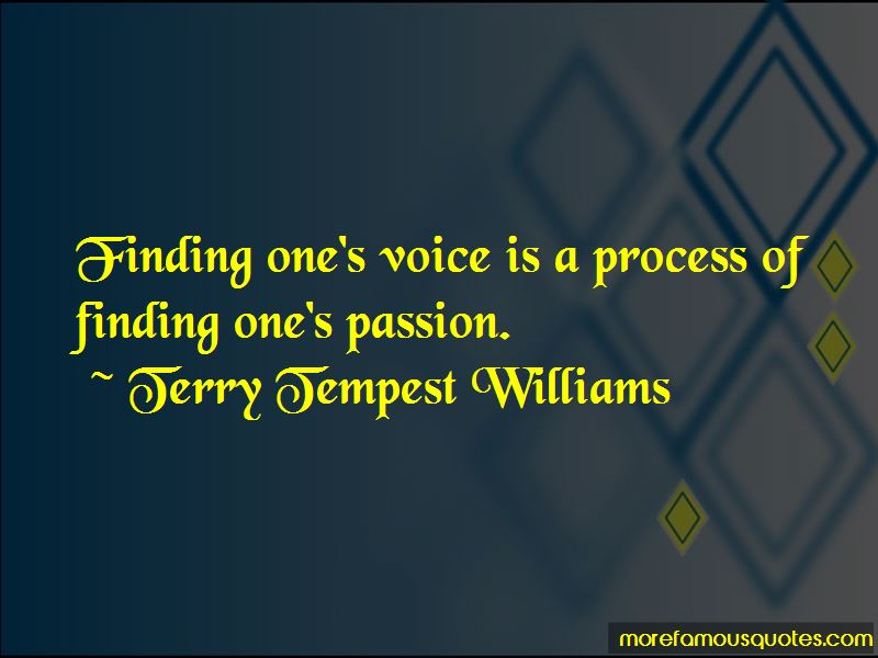 Finding One's Voice Quotes Pictures 2