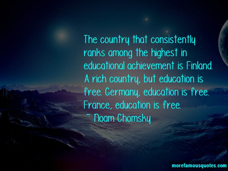 Quotes About Finland Education