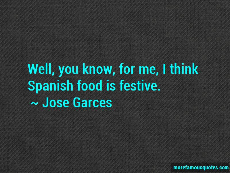 Quotes About Food In Spanish
