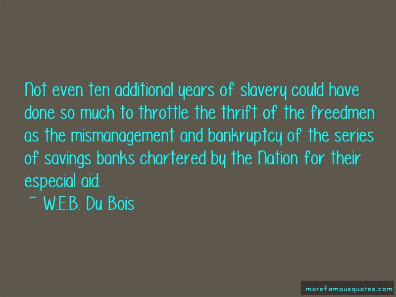 Quotes About Freedmen