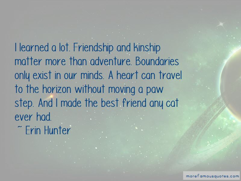 Quotes About Friendship And Adventure