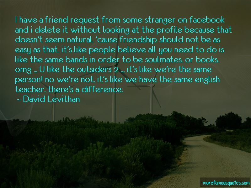 Friendship For Facebook Quotes Pictures 2