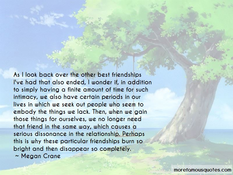 Friendships That Have Ended Quotes Pictures 2