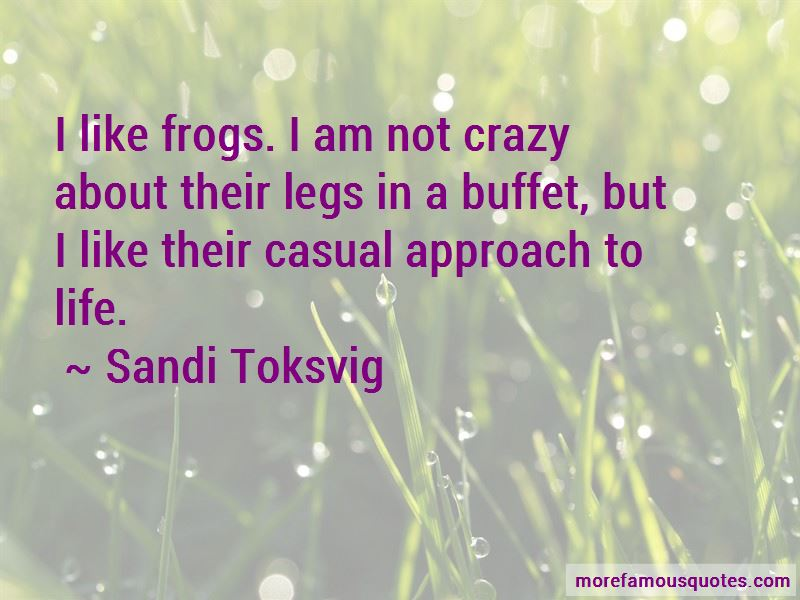 Quotes About Frogs