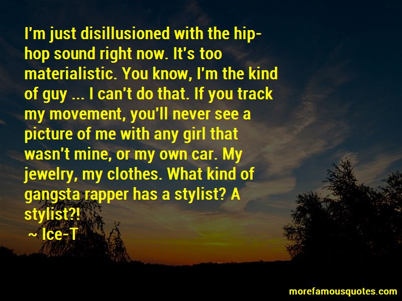 Quotes About Gangsta