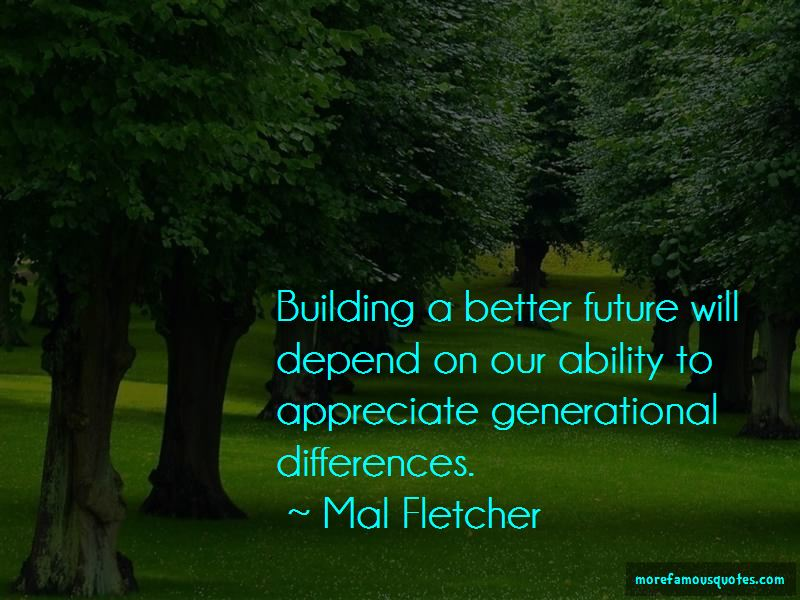 Quotes About Generational Differences